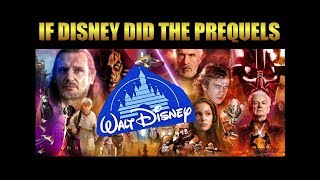 Video If Disney did the Prequels... [Star Wars] MP3, 3GP, MP4, WEBM, AVI, FLV Maret 2018
