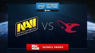 mouz vs Na'Vi, game 1