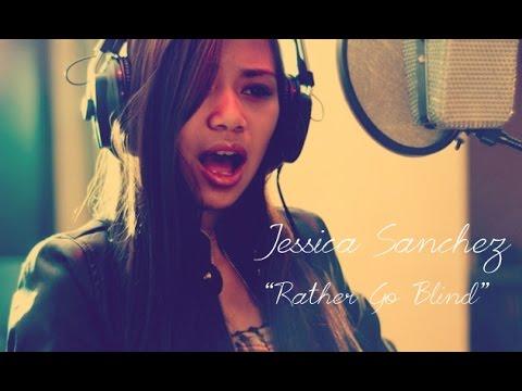 Etta James – I'd Rather Go Blind (Jessica Sanchez cover)