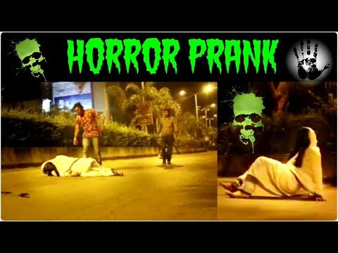 """INDIA'S 1st REAL SCARY GHOST PRANK (DON""""T MISS IT) 