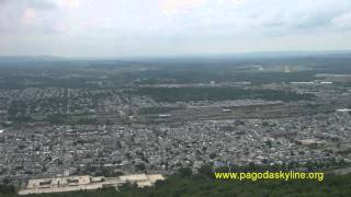 Wm Penn Memorial Fire Tower Camera 1 Timelapse July 22