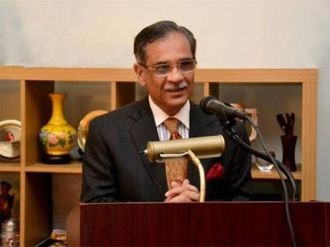Profile of Chief Justice of Pakistan Mian Saqib Nisar | 24 News HD