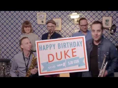 3 Big Bands – Happy Birthday, Duke Ellington! (World Premiere)