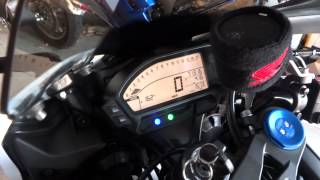 9. 2012 Honda CBR1000RR
