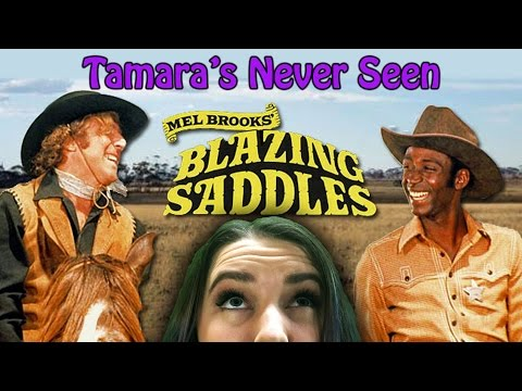blazing saddles review There are some people who can literally get away with anything -- say anything, do anything -- and people will let them other people attempt a mildly dirty joke and bring total silence down on a party.