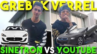 Video GREBEK VERREL Bramasta! SINETRON VS YOUTUBE #AttaGrebekRumah MP3, 3GP, MP4, WEBM, AVI, FLV April 2019