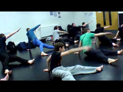 WSA Dance & Drama – Level 2 'Martha Graham Techniques'