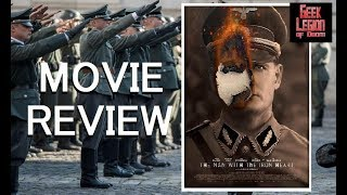 Nonton THE MAN WITH THE IRON HEART ( 2017 Rosamund Pike ) aka HHhH World War II Movie Review Film Subtitle Indonesia Streaming Movie Download