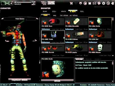 WolfTeam Yeni Yama Tanıtım 2011 Nisan Yaması