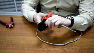 Видео. Как самостоятельно обжать кабель витую пару RJ45