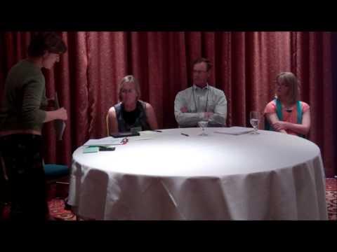 Think college MEGA presentation video