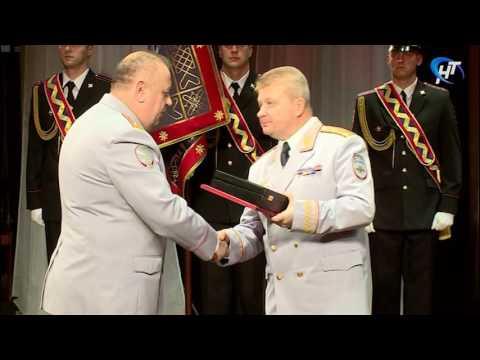 Лучшие полицейские удостоились наград областного конкурса «Шерлок Холмс»
