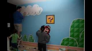 Download Lagu Super Mario Room Mural Mp3