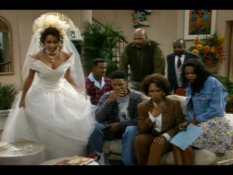 Fresh Prince Of Bel-Air - Trevor Proposes