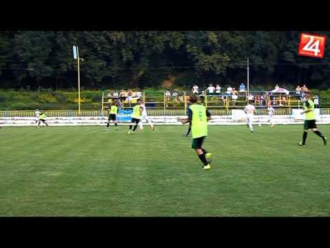MFK Rožňava - FK Spišská Nová Ves 1:2 - Reportáž