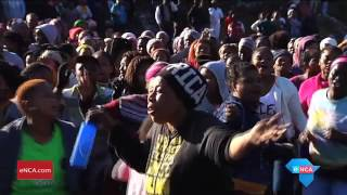 CAPE TOWN, 17 July 2017. The families said they hope that leaving their comfortable homes will help to bridge the gap between rich and poor by encouraging open dialogue.