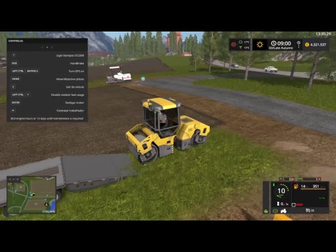 Ground modification pack for mining map v1.0