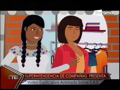 Superintendencia de compañías presenta video explicativo animado sobre S.A.S.