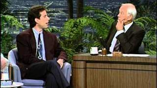 Jerry Seinfeld The Tonight Show with Johnny Carson Appearances