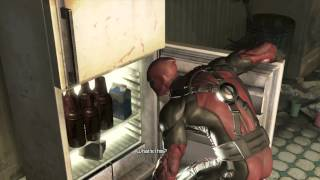 Deadpool Makin' A Game Achievement Trophy Guide ALL Locations [PS3, PC, XBOX 360]