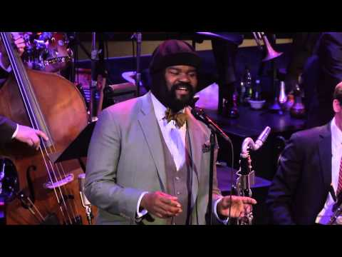 Lou Baxter: MERRY CHRISTMAS BABY (ft. Gregory Porter)