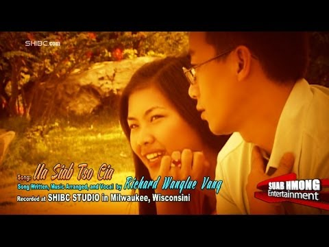 """Suab Hmong Entertainment:  """"Ua Siab Tso Cia""""  Behind the Scenes and Complete Music Video"""
