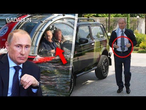 16 datos increíbles de Vladimir Putin