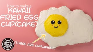 KAWAII FRIED EGG CUP(CAKE)!!   Jacked Up Cakes with Jack Rogers