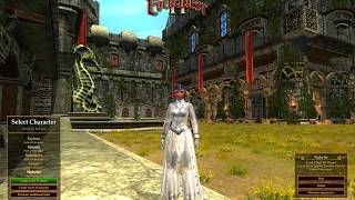 Dmitri playing some EQ2  https://www.youtube.com/watch?v=xlUT0KNnucoI loved playing EQ2 when it first came out, been itching to relive some of that feeling recently, perfect timing for a rerelease of EQ2 from the start.  Server has been good, lots of people