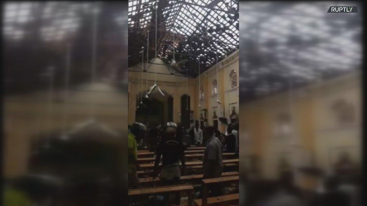 Στους 158 οι νεκροί από τις εκρήξεις στη Σρι Λάνκα. Απαγόρευση κυκλοφορίας