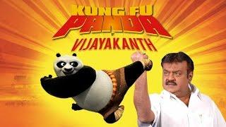 Video Kung Fu Panda By Captain Vijayakanth - South Indianized Trailers | Put Chutney MP3, 3GP, MP4, WEBM, AVI, FLV Mei 2018