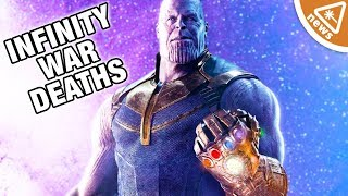 Video Could the Infinity War Deaths Actually Be Real? (Nerdist News w/ Amy Vorpahl) MP3, 3GP, MP4, WEBM, AVI, FLV Juni 2018