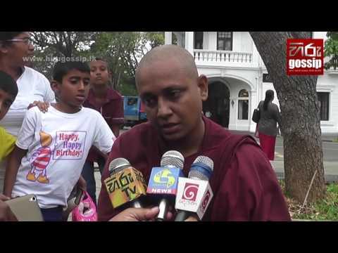 Dasa Sil Matha launches hunger strike