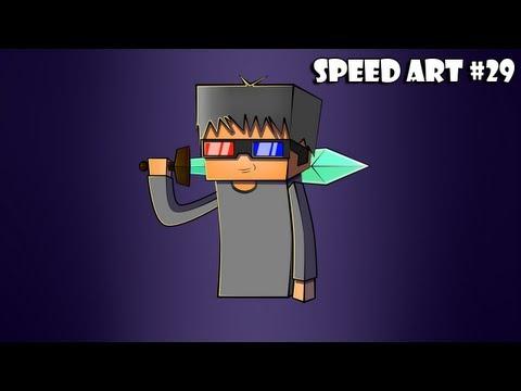 SpeedArt Minecraft [ZeAloTx327] #29