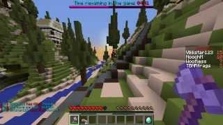 Minecraft HEADHUNTER #1 with Vikkstar123, PrestonPlays, Woofless, Nooch&CraftBattle