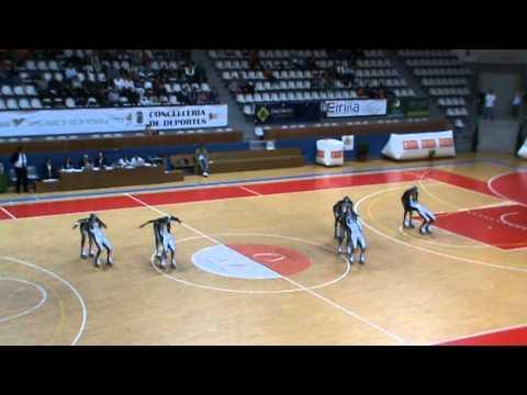 Cto España Grupo Show 2011 AD Noain 2