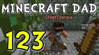 "Minecraft Dad E123 ""Maze Runner Multiplayer!"" (Family Multiplayer)"