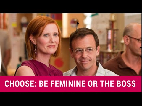 Choose to be Feminine and Taken Care of or Pay the Cost to be the Boss