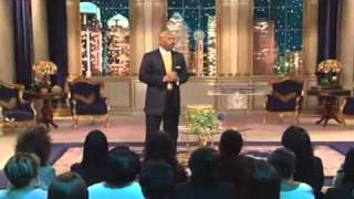 Steve Harvey On TBN Apr 04, 2011 Inspirational Sermon