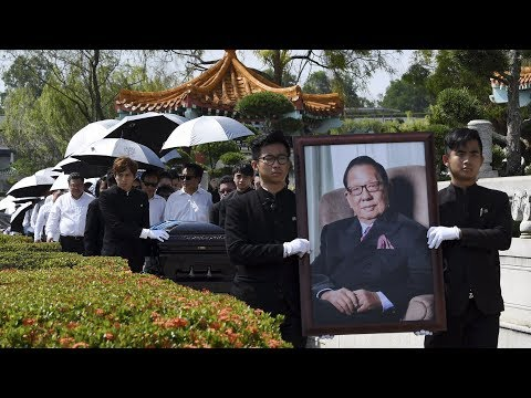 Final Journey For YTL Corp Founder Yeoh Tiong Lay