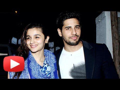 Alia Bhatt To Date Four Men, Is Sidharth Jealous?
