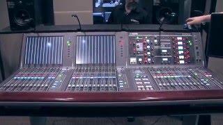 YAMAHA RIVAGE PM10 at Hollywood Sound