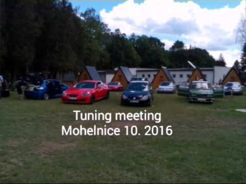 10. Tuning meeting Mohelnice 2016