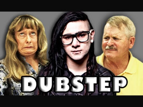 """elder - Dubstep Bonus: http://bit.ly/NaUMuI NEW Vids every Sun & Thurs! Subscribe: http://bit.ly/TheFineBros Watch all episodes of REACT http://goo.gl/4iDVa Watch ou..."