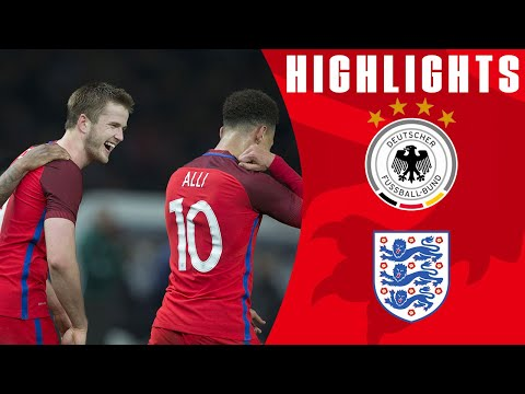 Germany 2-3 England | Goals & Highlights