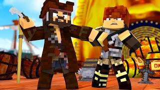 Minecraft Pirates - Pirates of the Caribbean