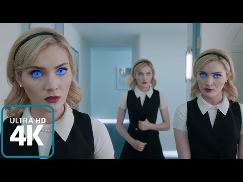 Stepford Cuckoos (Frost Sisters): All Powers from the Show