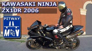 2. Kawasaki Ninja ZX10R 2006