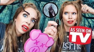EYEBROW TATTOO PEN! - Does This Thing Really Work? by GRAV3YARDGIRL