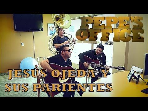 JESÚS OJEDA Y SUS PARIENTES VISITAN A PEPE GARZA - Pepe's Office - Thumbnail